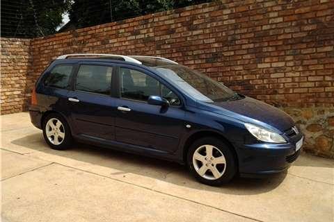 2004 Peugeot 2.0l 307 SW