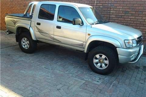 2005 Toyota Hilux 3.0 kzte Legend 35