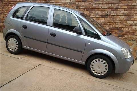 2003 Opel Meriva 1.4
