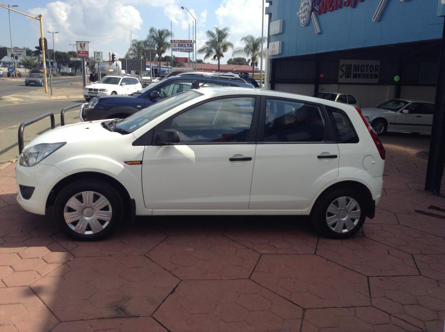 2011 Ford Figo