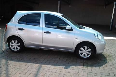 2012 Nissan Micra :-)1.5 DCi Acenta