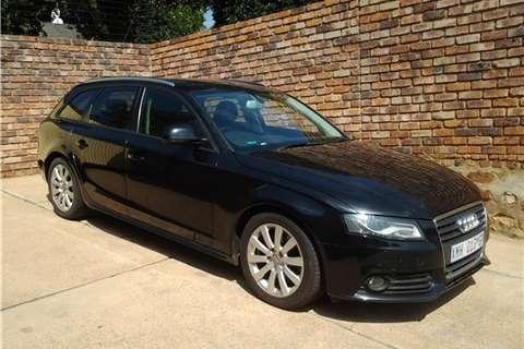 2008 Audi A4 1.8T A4 1.8T