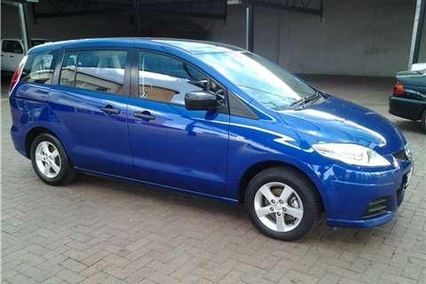 2010 Mazda 5 2.0l 6spd